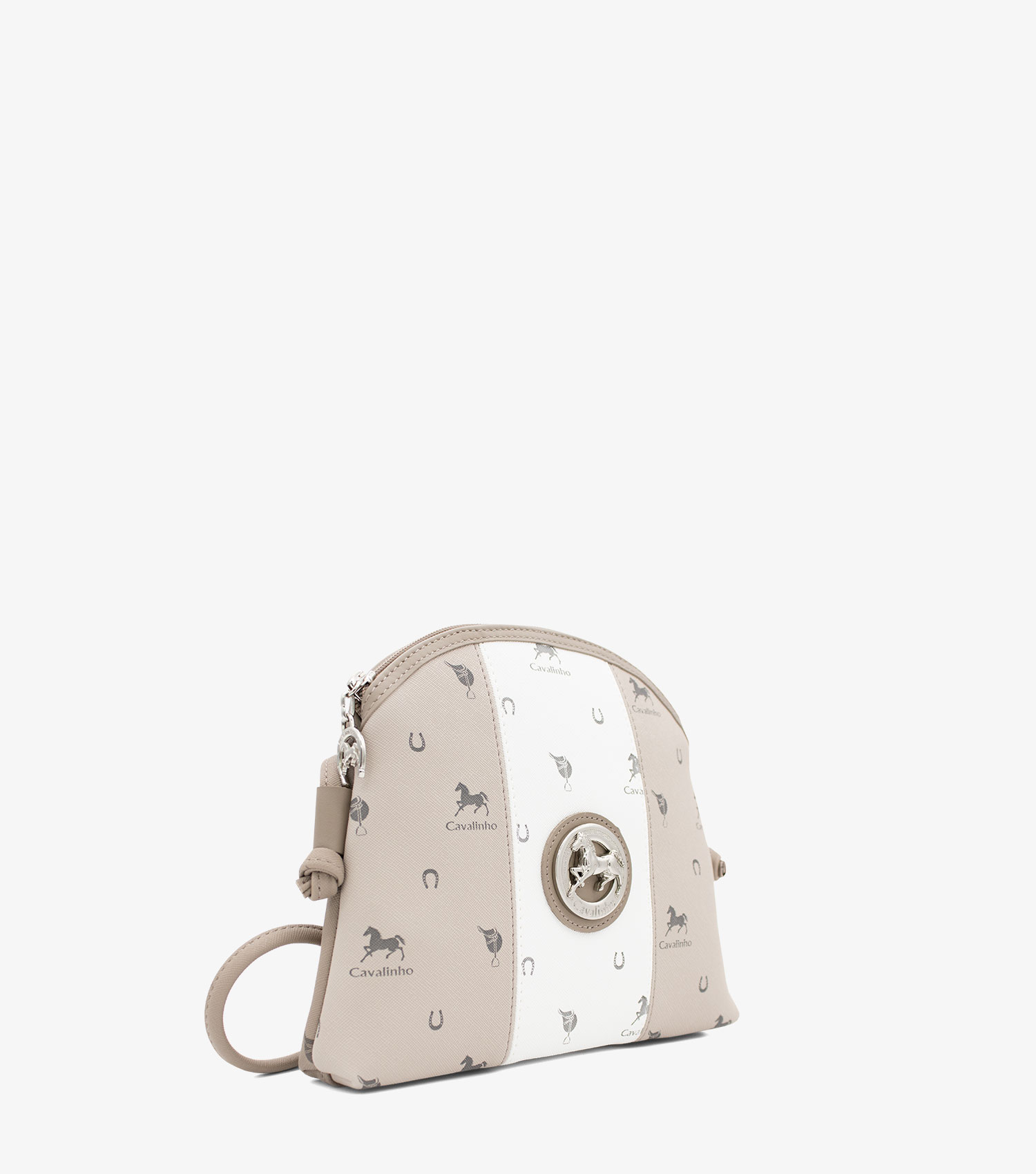 Stone Grey Cross-body bag