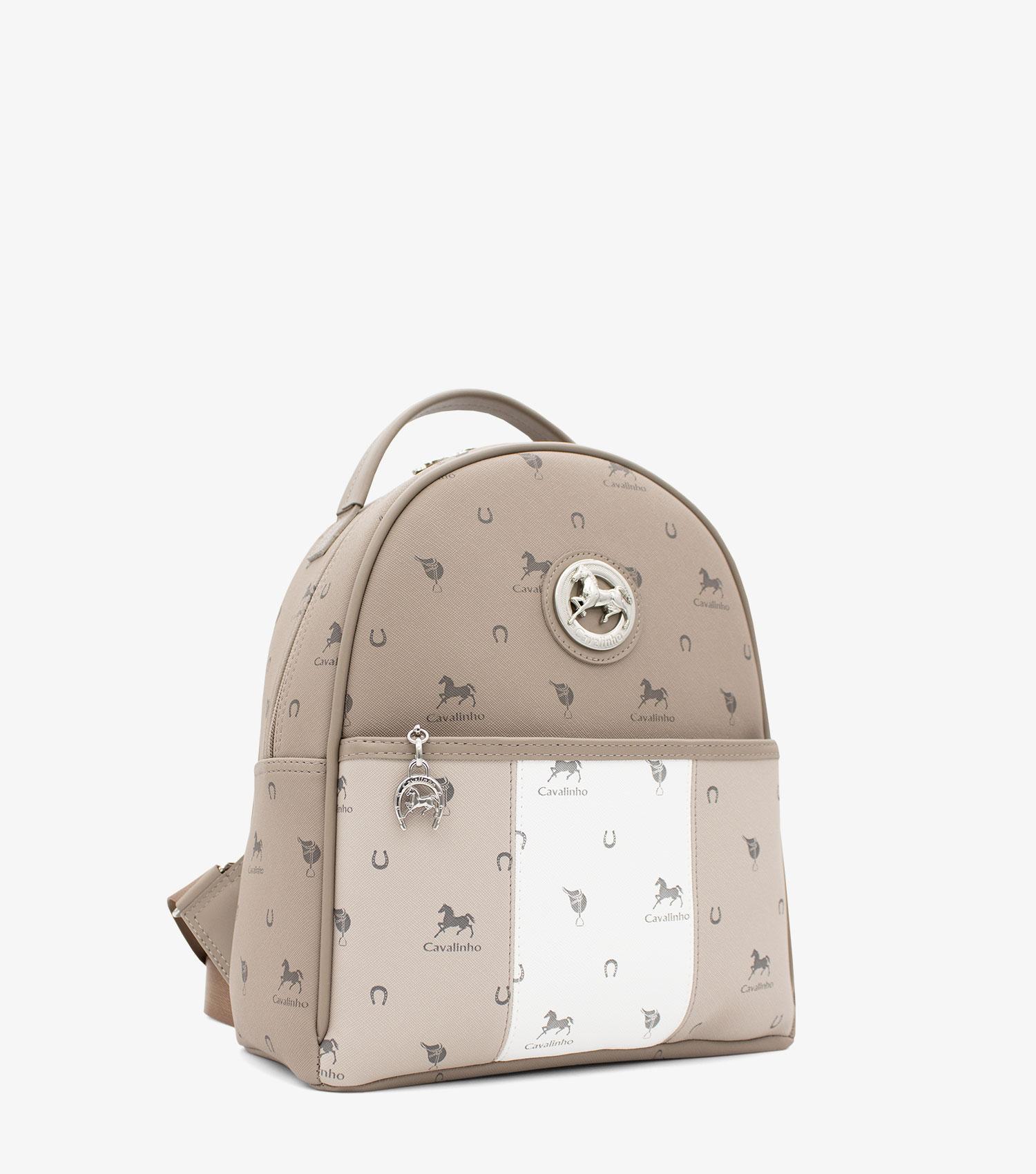 Stone Grey Backpack