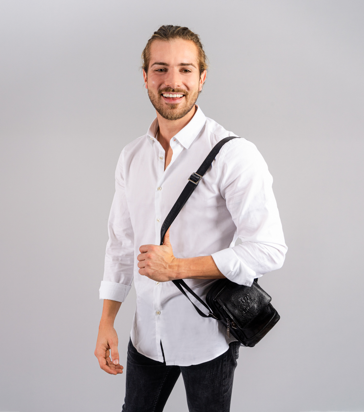Gentleman Cross-body bag