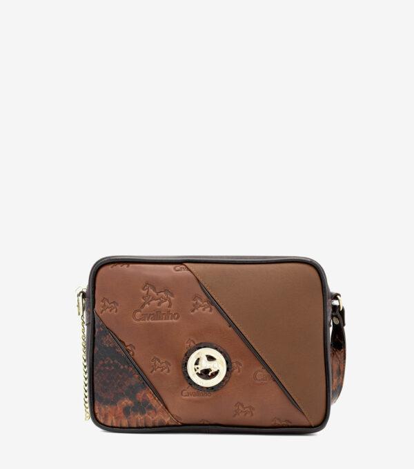bolsa tiracolo horse