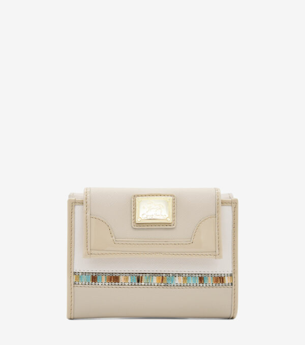 Crystal Line Purse