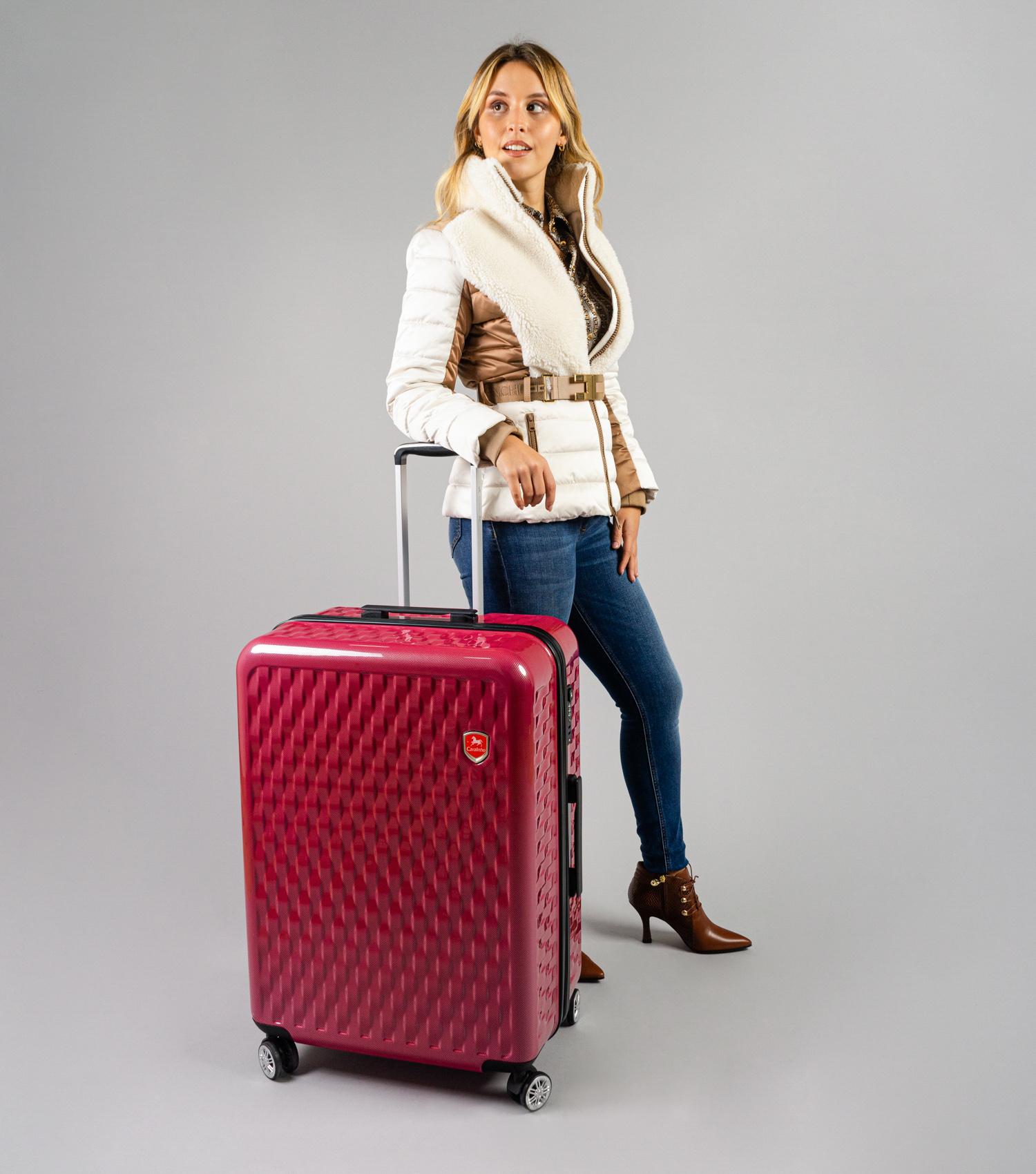 Premium Traveller Wheeled Suitcase