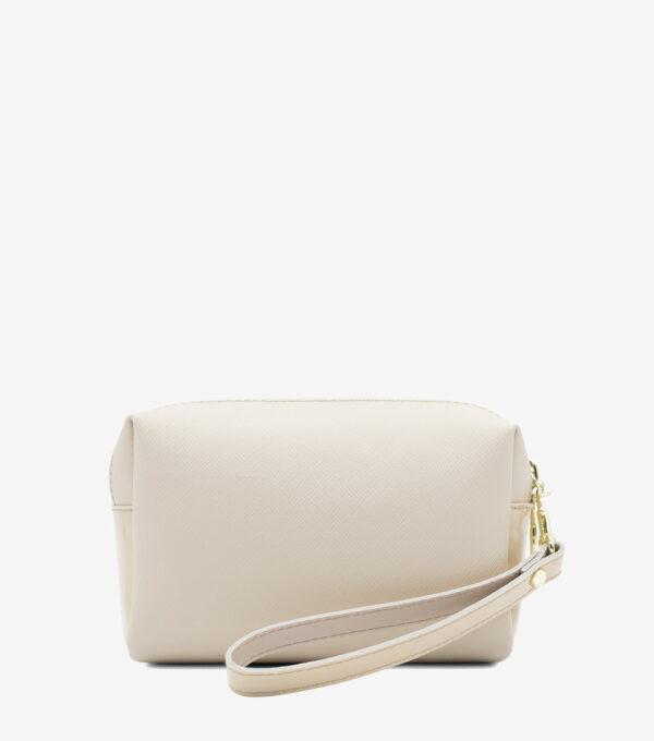 Crystal Line Cosmetics Bag