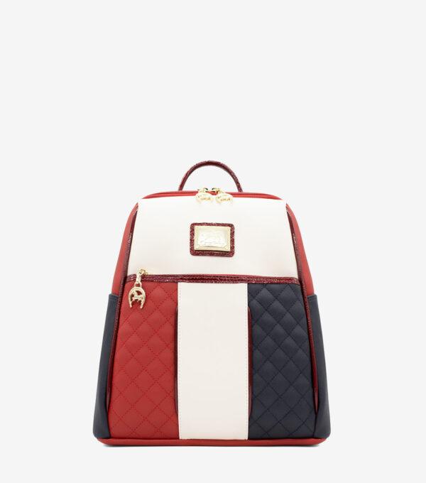Navy Line Backpack