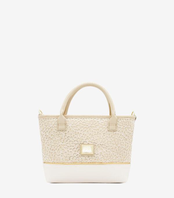 Cavalinho Gold Handbag