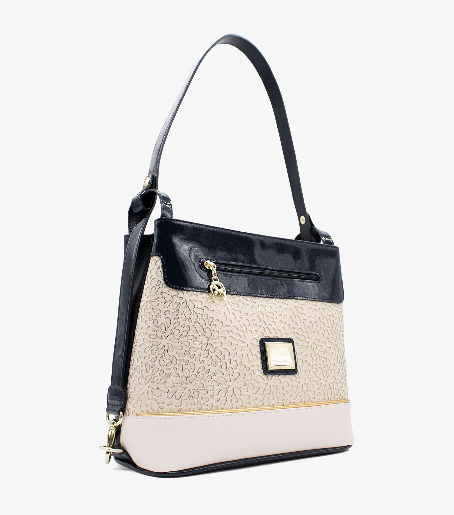 Cavalinho Gold Shoulder Bag