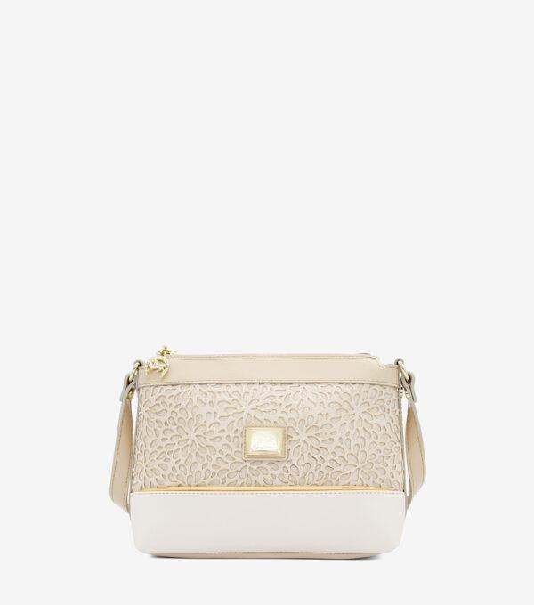 Cavalinho Gold Cross-Body Bag