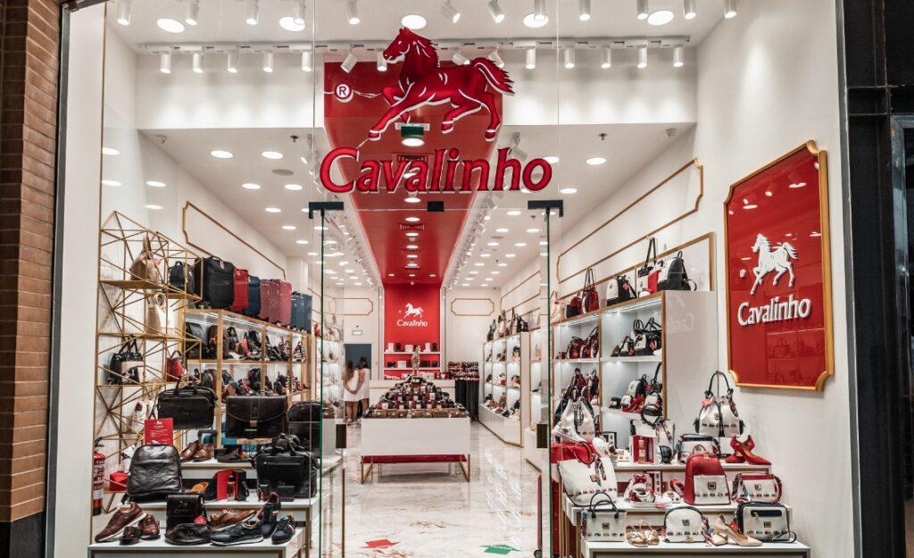 Cavalinho - Inauguration Almada Forum - Boutique